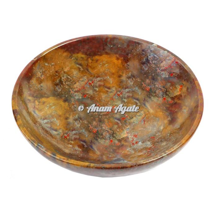 Blood Stone Bowl