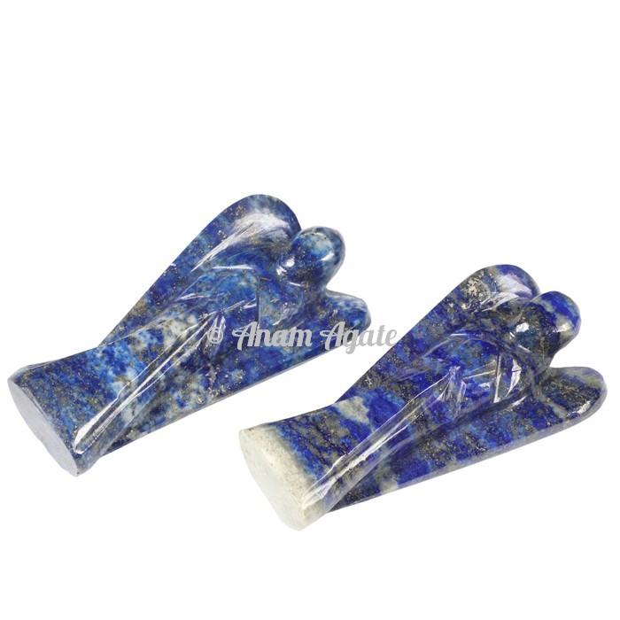 Lapis Lazuli Angels 2 Inches