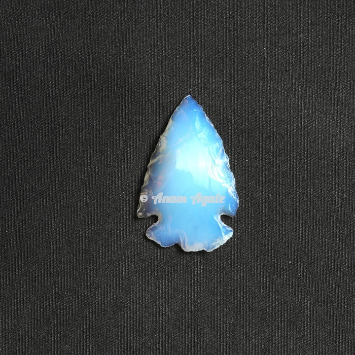 Opalite Arrowheads 1-1.5 Inches