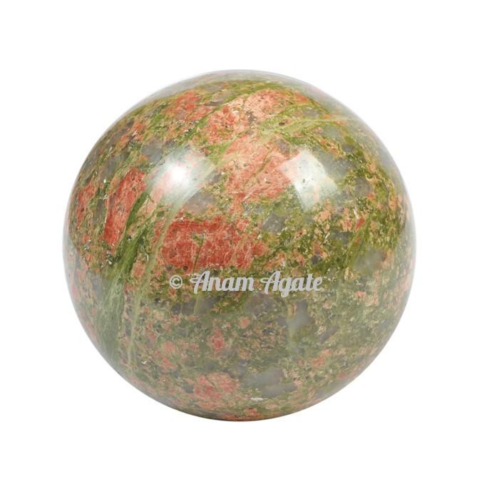 Unakite Ball