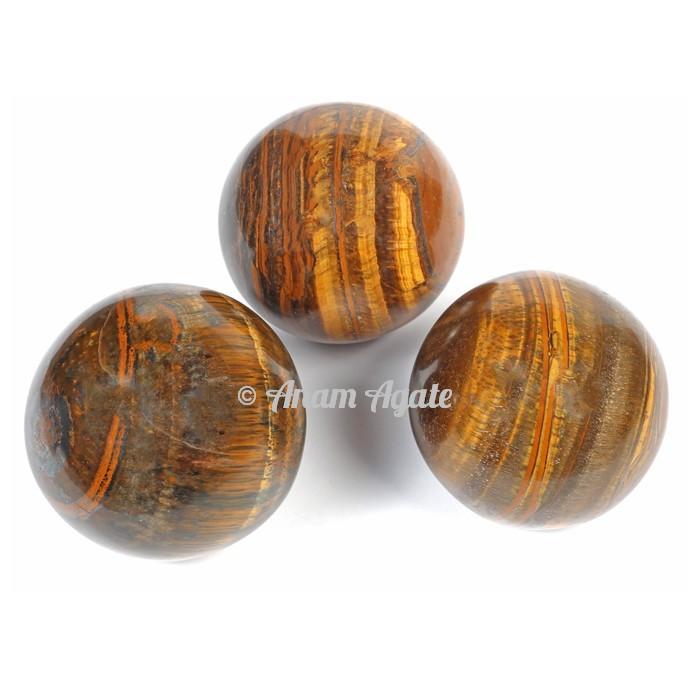 Tiger Eye Ball