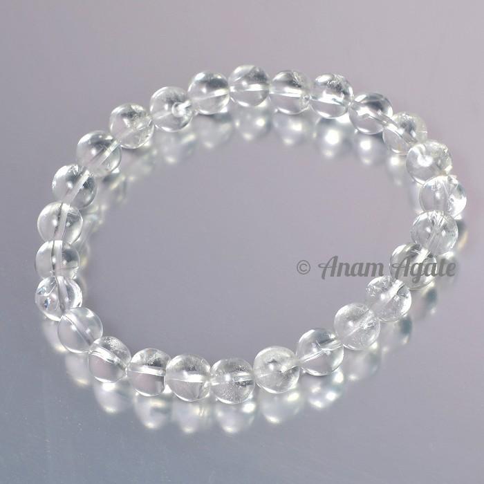 Crystal Quartz Bracelets