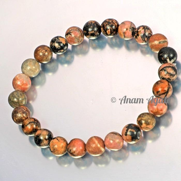 Rhodonite Bracelets