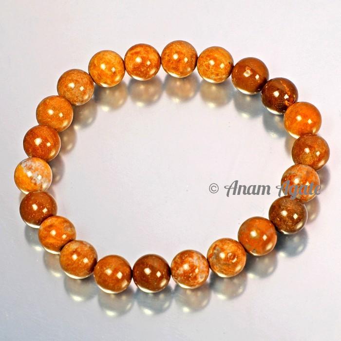 Brown Agate Bracelets