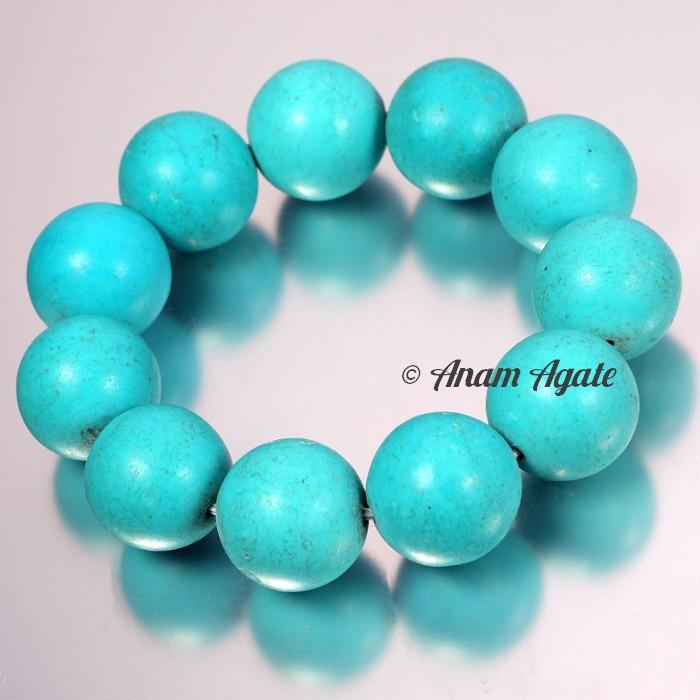 Turquoise Big Sizes Bracelets