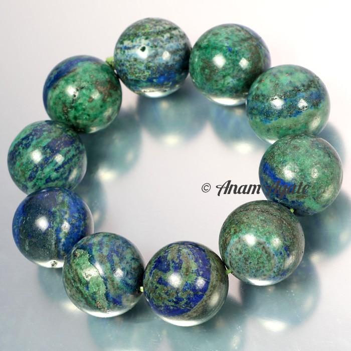 Azurite Big Sizes Bracelets