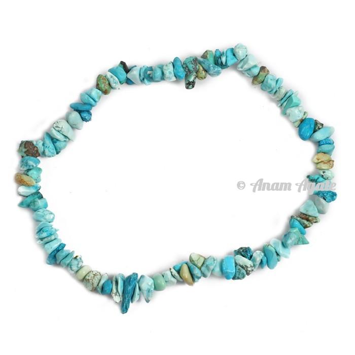 Turquoise Chips Bracelets