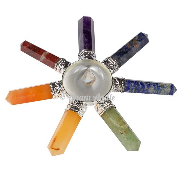 Chakra Energy Healing Generator 7side