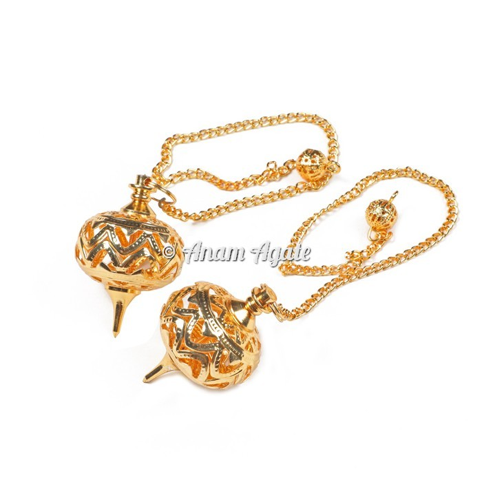 Golden Design Dowsing Pendulums