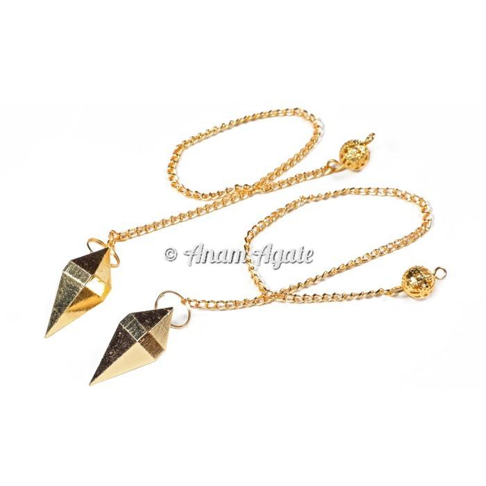 Pyramid Cur Metal Pendulums