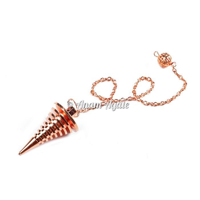 Infinity Brass Copper Pendulums