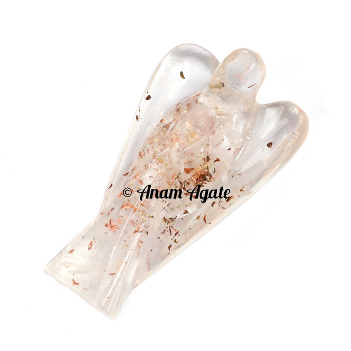 Selenite Orgone Angels