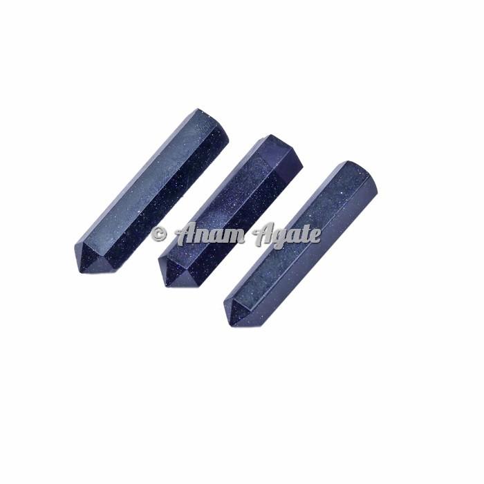 Blue Sunstone Pencil Points