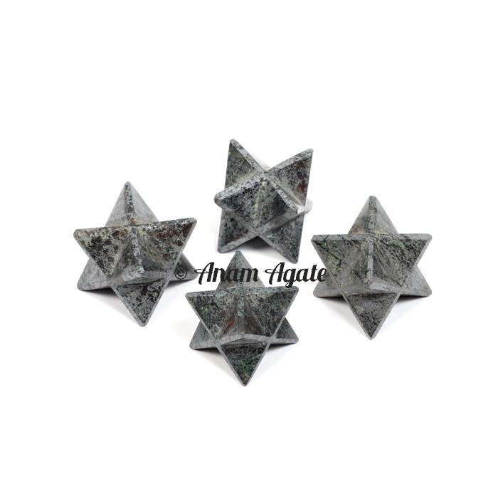 Hematite Merkaba Star