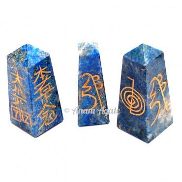 Lapis Lazuli Healing Reiki Tower