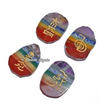 Seven Chakra Bonded Reiki Set
