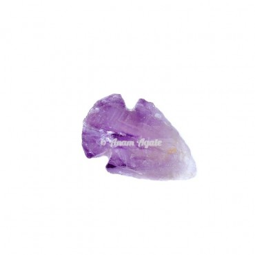 Amethyst Arrowhead 1-1.50 Inches
