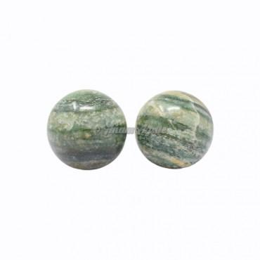 Green Mica Ball