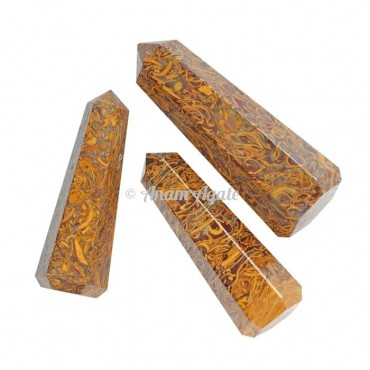 Calligraphy Stone Obelisk Points