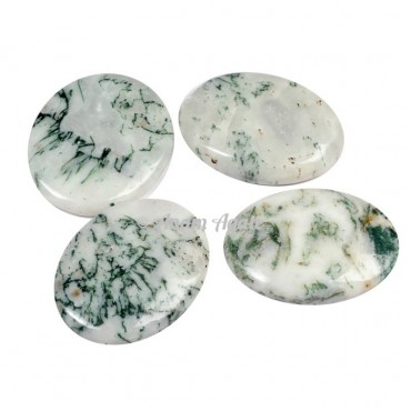 Tree Agate Cabochons