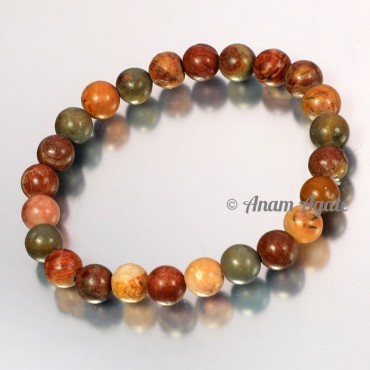 Fancy Agate Bracelets