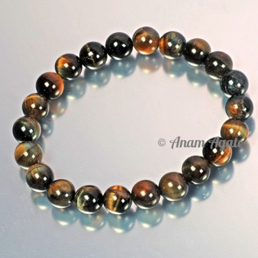 Blue Tiger Eye Bracelets