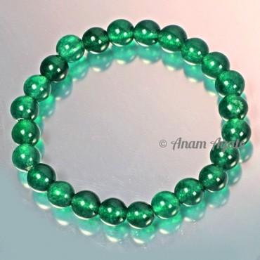 Green Quartz Bracelets
