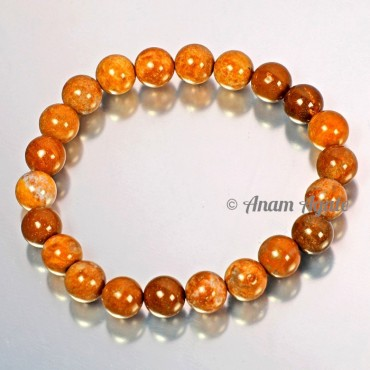 Brown Agate Bracelets