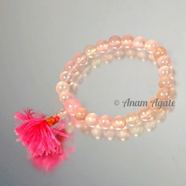 Rose Quartz Power Bracelets