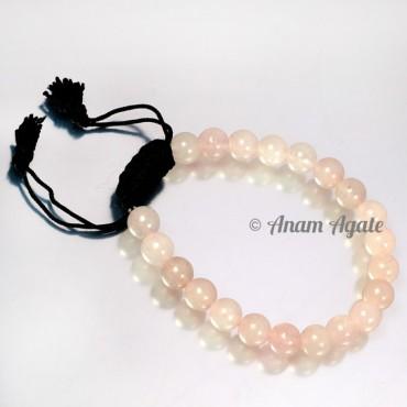 Rose Quartz Healing Bracelets