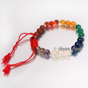 Chakra Adjustable healing Bracelets