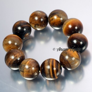 Tiger Eye Big Sizes Bracelets