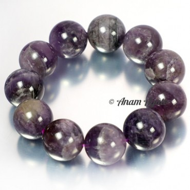Amethyst Big Sizes Bracelets