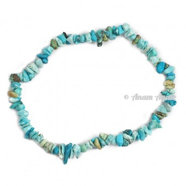 Turquoise Chips Bracelets