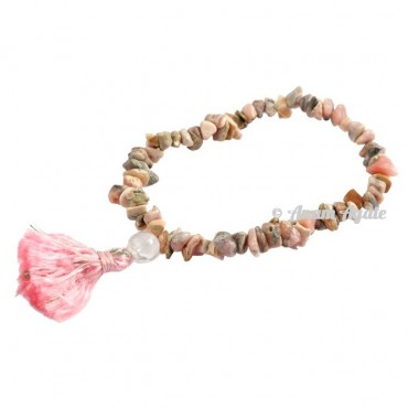 Moonstone Power Chips Bracelets
