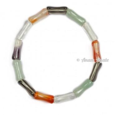 Multi Stone Gemstone Bracelets