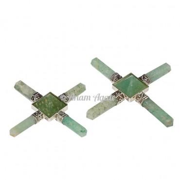 Green Aventurine Healing Generator 4side