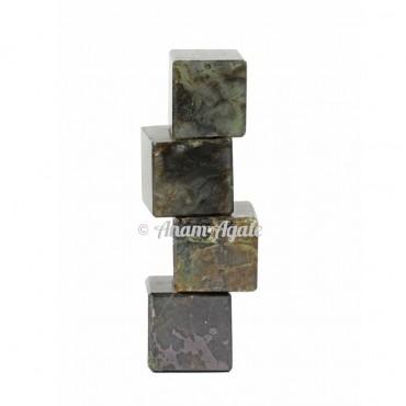 Labradorite Cubes