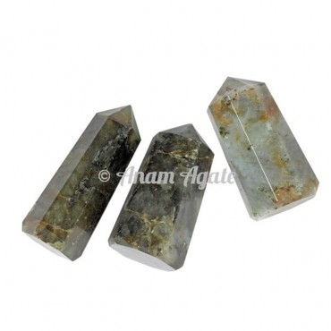 Labradorite Obelisk Points