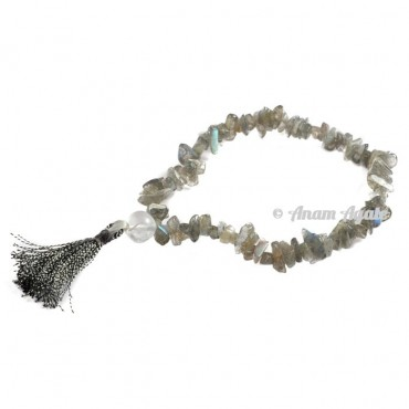 Labradorite Power Chips Bracelets