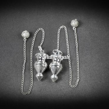 Silver Brass Egyptian Pendulums