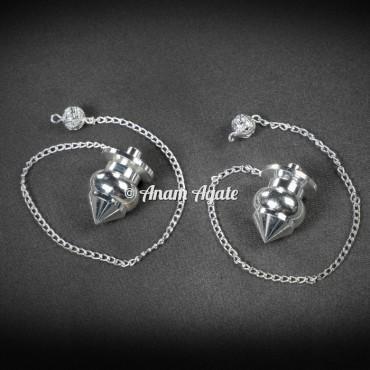 Silver Brass Egyptian Healing Pendulums