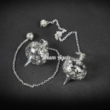 Design Brass Ball Dowsing Pendulums