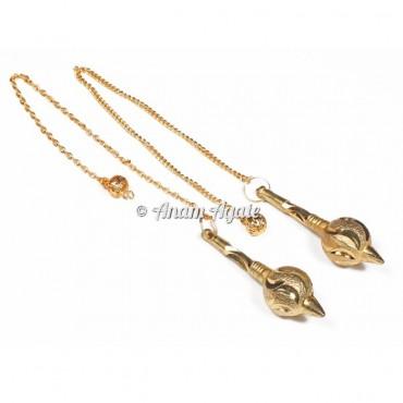 Bajrang Golden Metal Pendulums