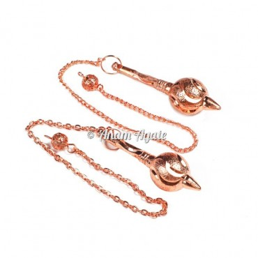 Copper Brass Bajrang Pendulums
