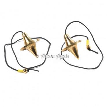 UFO Brass Pendulums