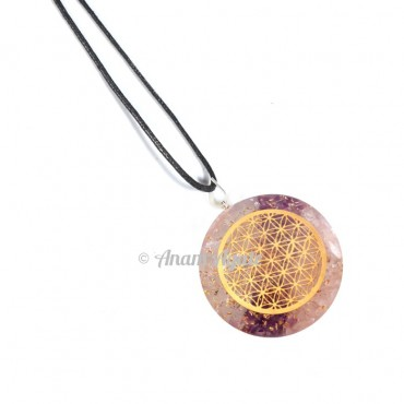 RAC Flower of life Pendants