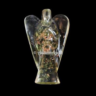 Peridot Orgone Angels