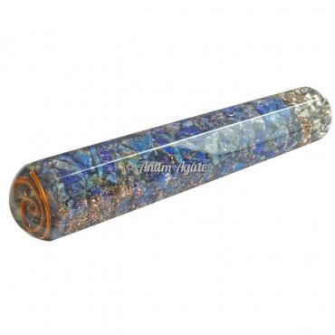 Lapis Lazuli Orgone Healing Wand