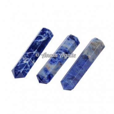 Sodalite Pencil Points